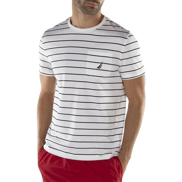 POCKET STRIPE TEE