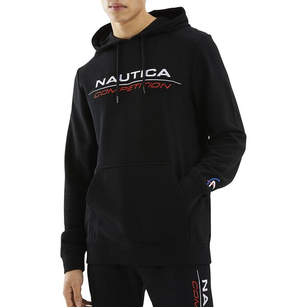 Nautica Competition Convoy Hoodie, Black, hi-res