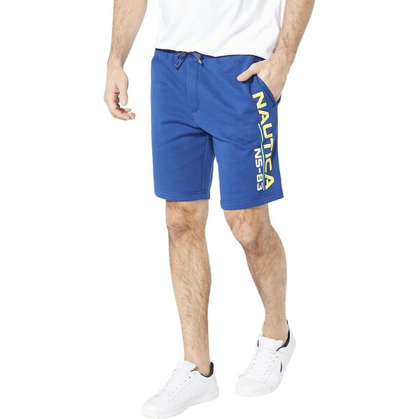 Branded Sweat Shorts