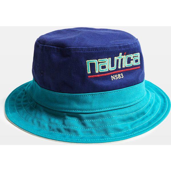 Bucket Hat Teal Blue, Teal Blue, hi-res