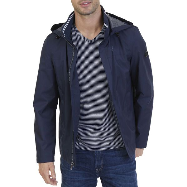 Anchor Classic Bomber Jacket, True Navy, hi-res