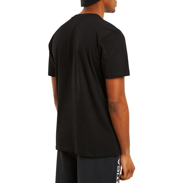 Nautica Competition Beacon Tee, True Black, hi-res