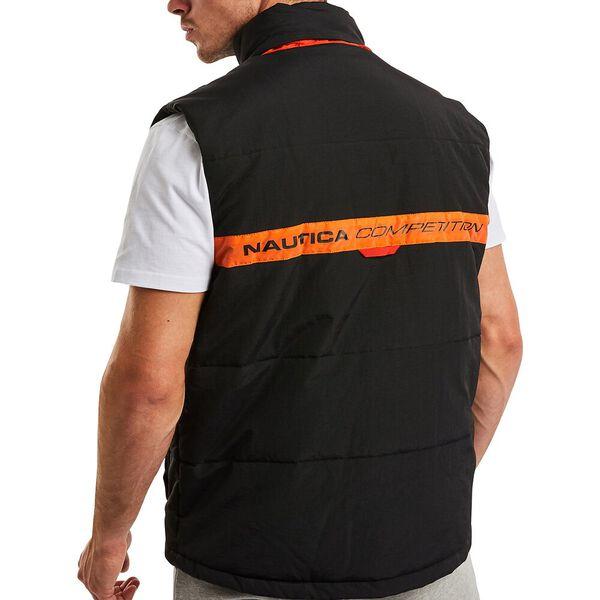 Nautica Competition Dhow Vest, True Black, hi-res