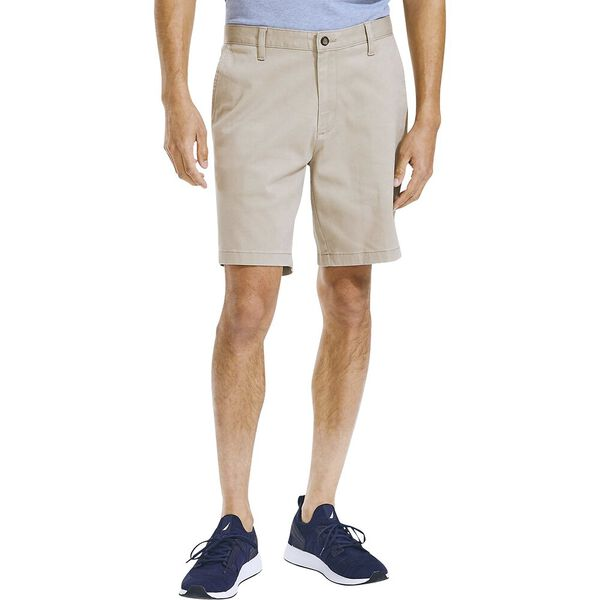 "Classic Fit 18.5 "" Stretch Deck Short, True Khaki, hi-res"