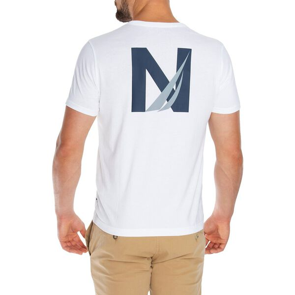 The Classic Short Sleeve Tee, Bright White, hi-res