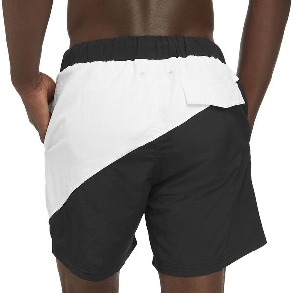 Nautica Competition Jenner Swim Shorts, Black, hi-res
