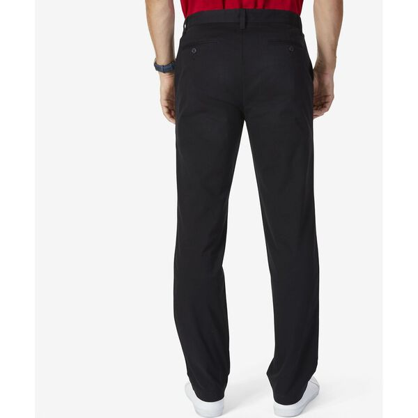 Flat Front Performance Deck Pant, True Black, hi-res