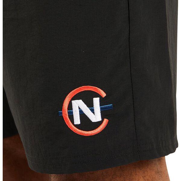 NAUTICA COMPETITION BRIG SWIMS, TRUE BLACK, hi-res