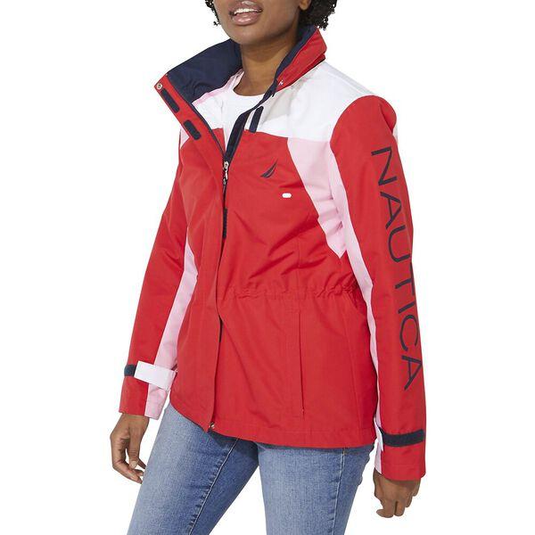 Tri Colour Block J. Class Jacket