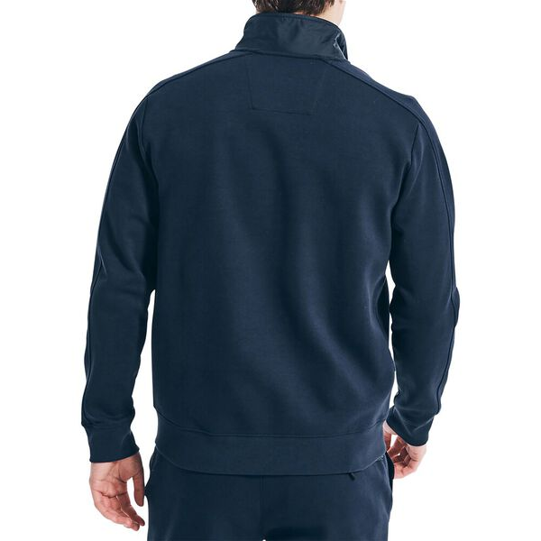 Navtech Double pocket Track Jacket, Navy, hi-res