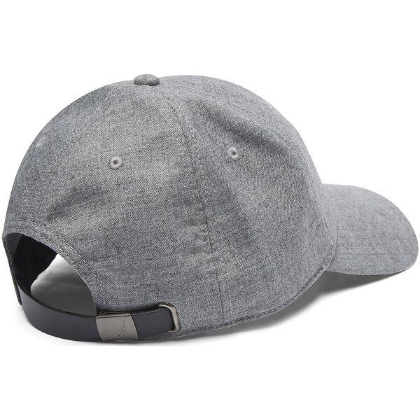 WOOL BLEND J CLASS CAP, GREY HEATHER, hi-res