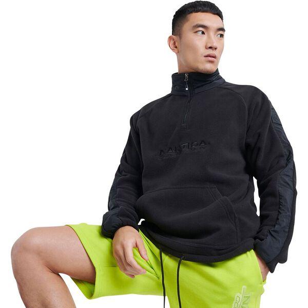 Nautica Competition Wahoo Jacket, Black, hi-res