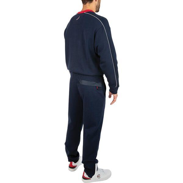 Navtech Hidden Pocket Track Pants, Navy, hi-res