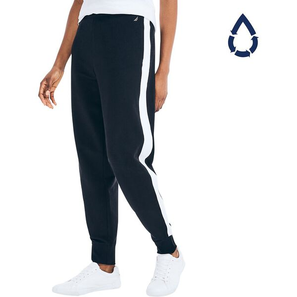 Sustainably Crafted Track Pants, True Black, hi-res