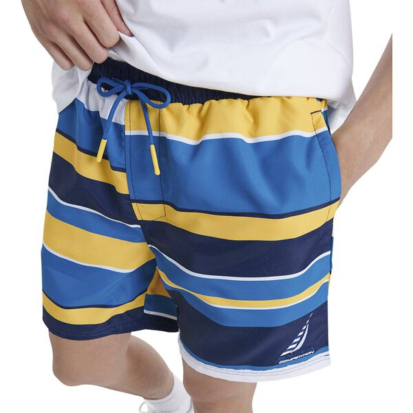 Nautica Competition Cody Swim Shorts, Multi, hi-res