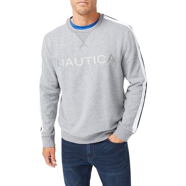Big & Tall Nautica Stripe Sweater