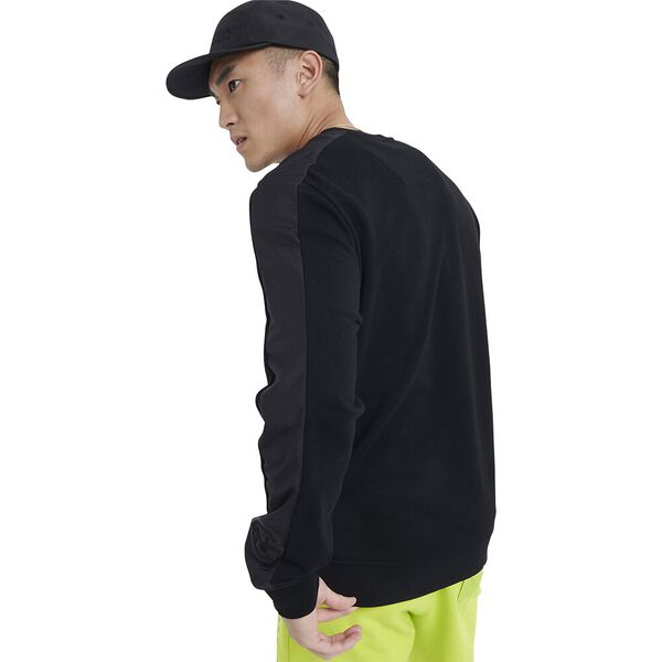 Nautica Competition Skipjack Sweatshirt, Black, hi-res