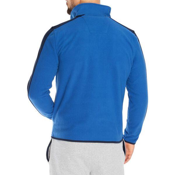 Nautex Logo  Half-Zip Fleece, Windsurf Blue, hi-res