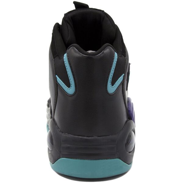Nautica Competition Footaction Rebel Sneakers, Black/Teal, hi-res