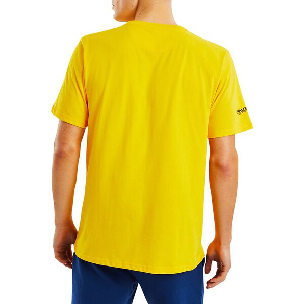 Nautica Competition Lagan Tee, Blazing Yellow, hi-res