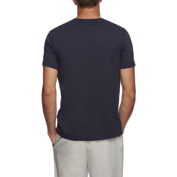 Short Sleeve Anchor Logo Tee, Navy, hi-res