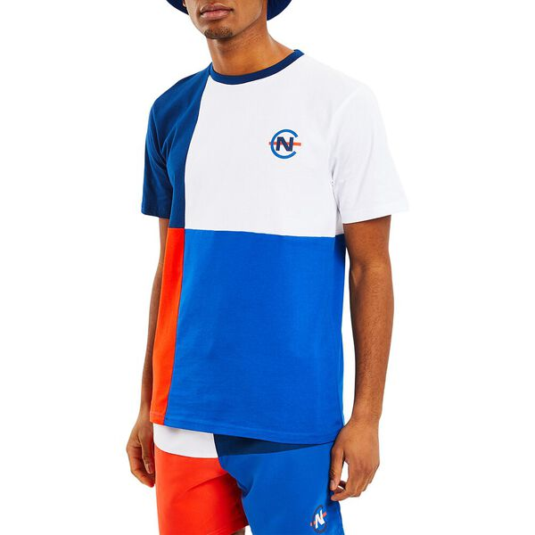 Nautica Competition Francis Tee, Spinner Blue, hi-res