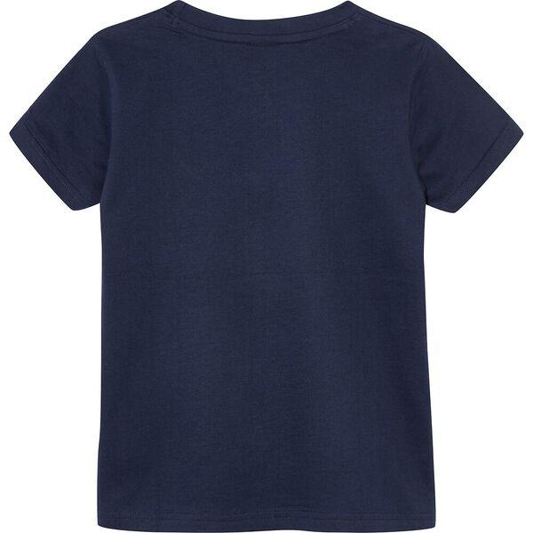 Boys 3-7 3 Pack J. Class Crew Neck T Shirts, Navy, hi-res