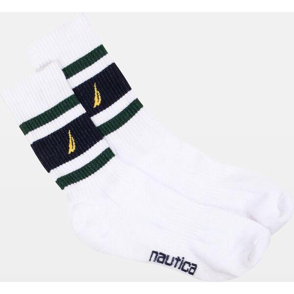 2 Pack Socks Bright White/Navy