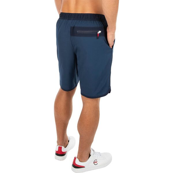 Navtech Quick Dry Sports Shorts, Voyage Blue, hi-res