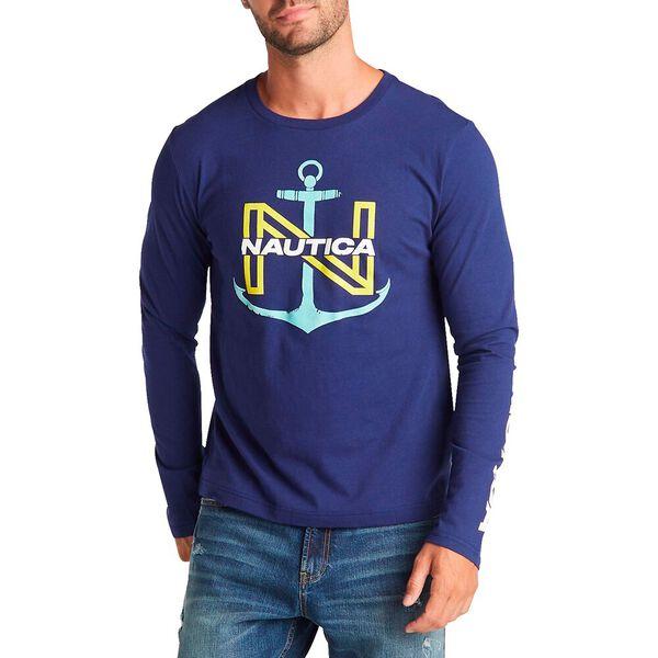 Big & Tall N-Anchor T-Shirt