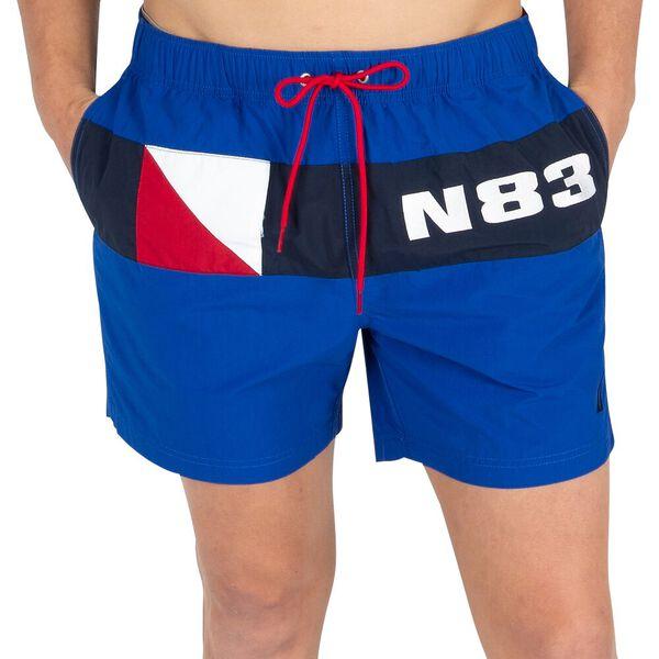 """N83 Flag 6"""" Swim Shorts"""