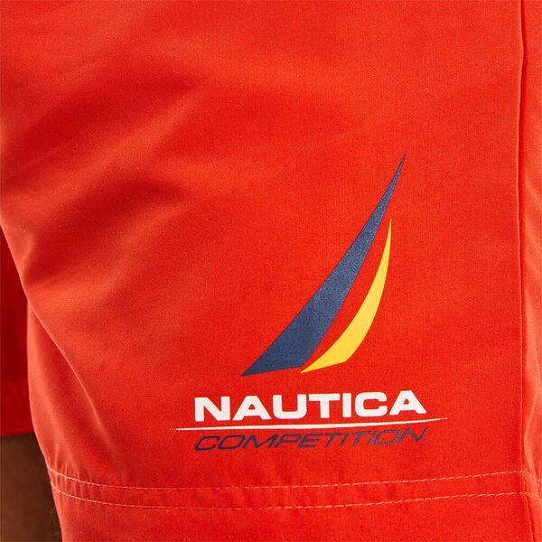 "Nautica Competition 14"" Decks Swim Shorts, Nautica Red, hi-res"