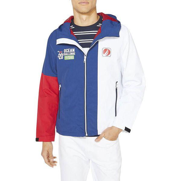 Lightweight Colour-Block Jacket