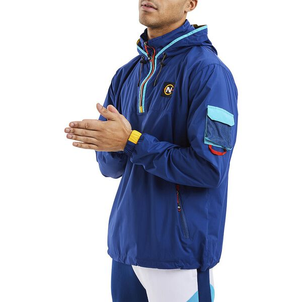 Nautica Competition Camber Quarter Zip Windbreaker