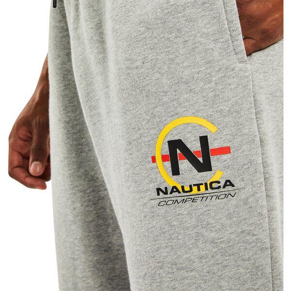 Nautica Competition Timber Jogger Pant, Grey Heather, hi-res