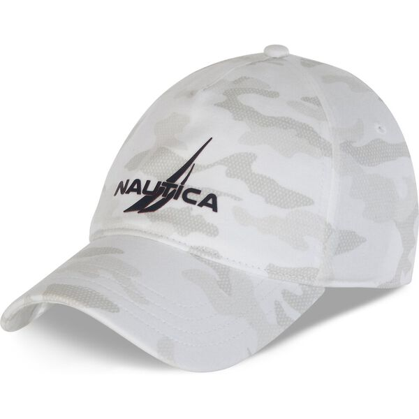 Navtech Camo Statement J. Class Cap, Bright White, hi-res