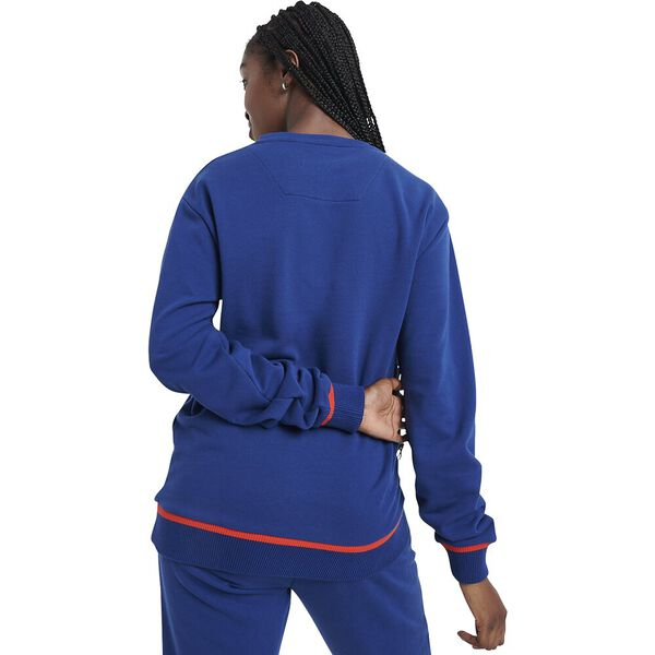 Nautica Competition Pharos Oversized Sweater, Blue, hi-res