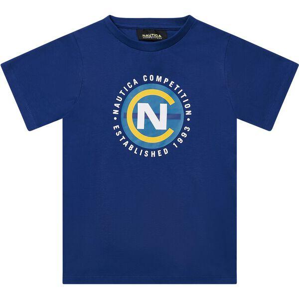 Boys 3 -7 Nautica Competition Sakkos T-Shirt