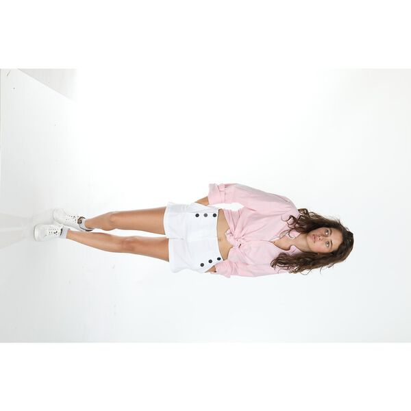 CLASSIC CHECK NAVTECH OXFORD SHIRT, ORCHID PINK, hi-res