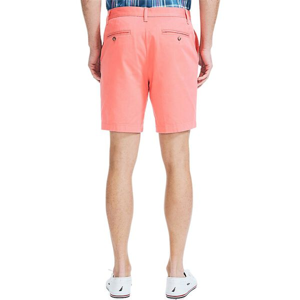 Cotton Twill Deck Short, Sugar Coral, hi-res