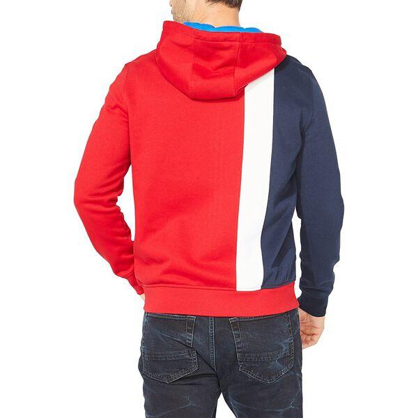 Nautica Since 1983 Zip Up Hoodie, Nautica Red, hi-res