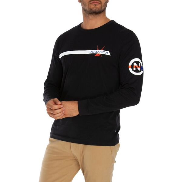 NAUTICA COMPETITION LONG SLEEVE TEE