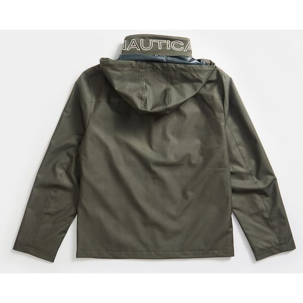 The Anchor Parka Jacket, Forest Night, hi-res