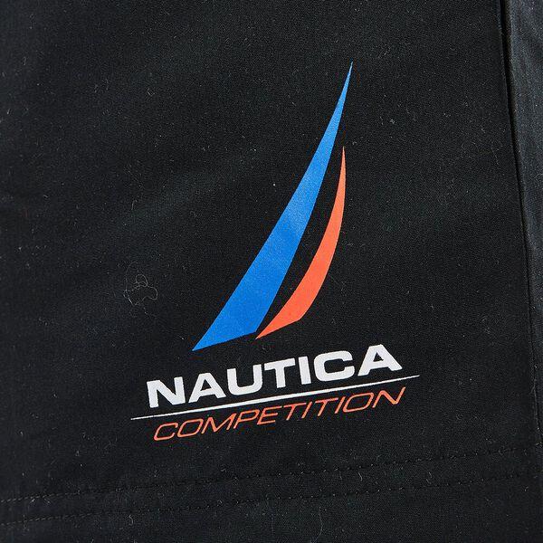 Nautica Competition Decks Swims, True Black, hi-res