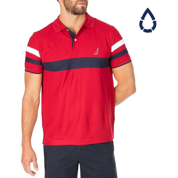 Sustainably Crafted Front Focus Polo