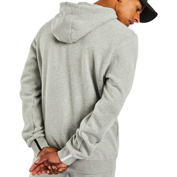 Nautica Competition Teir Hoodie, Grey Heather, hi-res