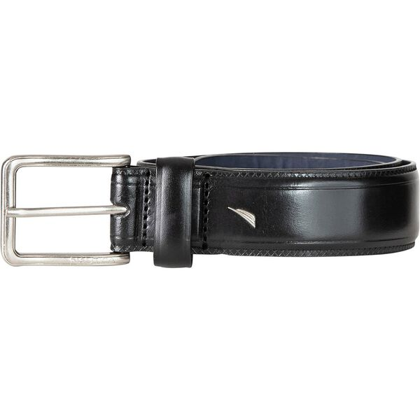 Nautica Cross-Hatch Business Belt