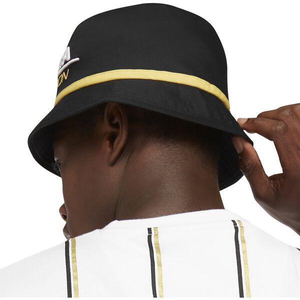 Nautica Competition Rogers Bucket Hat, Black, hi-res