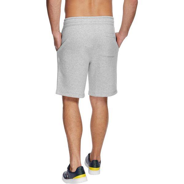 J. Class Logo Knit Short, Grey Htr, hi-res