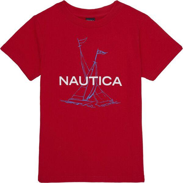 Boys 3 -7 Rower T-Shirt